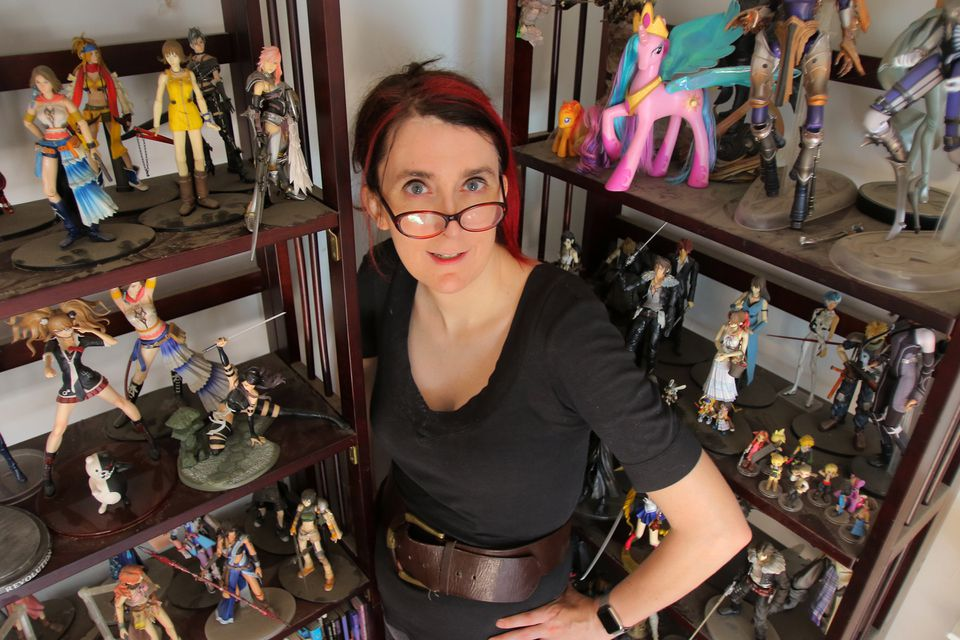 """As the self-styled """"Godzilla of tech feminists,"""" <b>Brianna Wu</b> of Arlington has been a lightning rod for online hate speech, but she'd rather be known for the games she develops."""