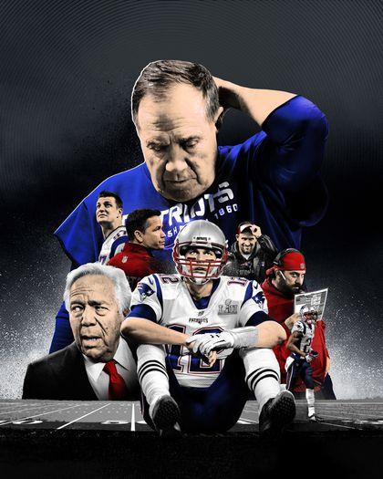 3e122b5117e The twilight of the Patriots' dynasty has finally arrived - The ...