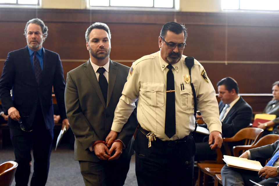 Mark Fitzgerald was in court during his appearance last week.