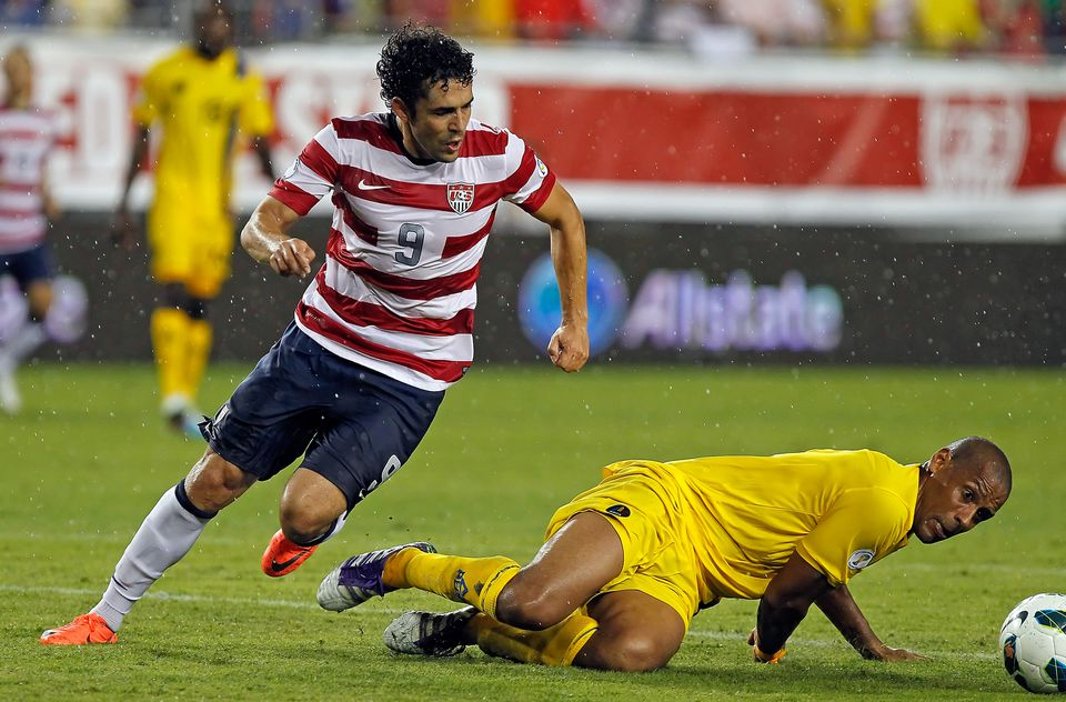2012: Where's Waldo? Playing for America.