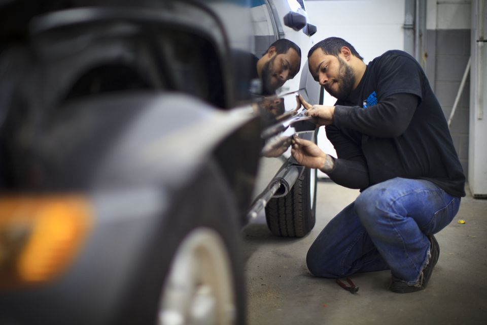 Some repair shop owners and consumer advocates argue that alternative parts don't always fit correctly or match the performance of new licensed parts.