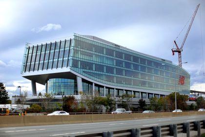 New Balance's new Brighton HQ an ode to old urbanism - The Boston Globe