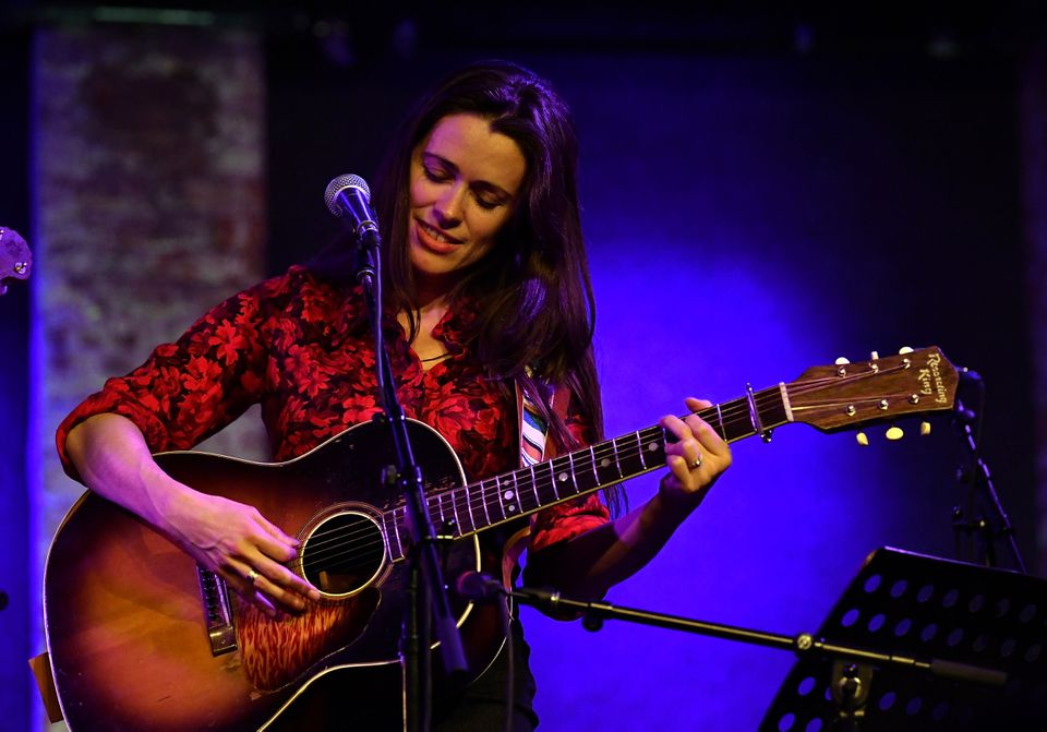 Caitlin Canty performs at Club Passim on April 25.