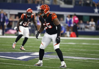 Bengals' Burfict fined $75k for stomping Patriots' Blount