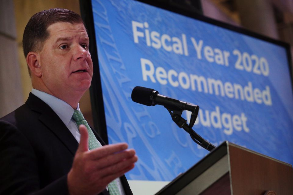 Mayor Martin J. Walsh launched the Greater Boston Immigrant Defense Fund as a pilot program in 2017.
