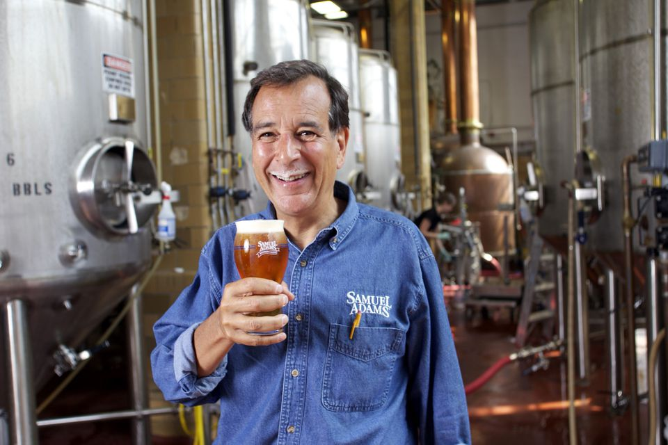 Boston Beer Co. chairman and founder Jim Koch.