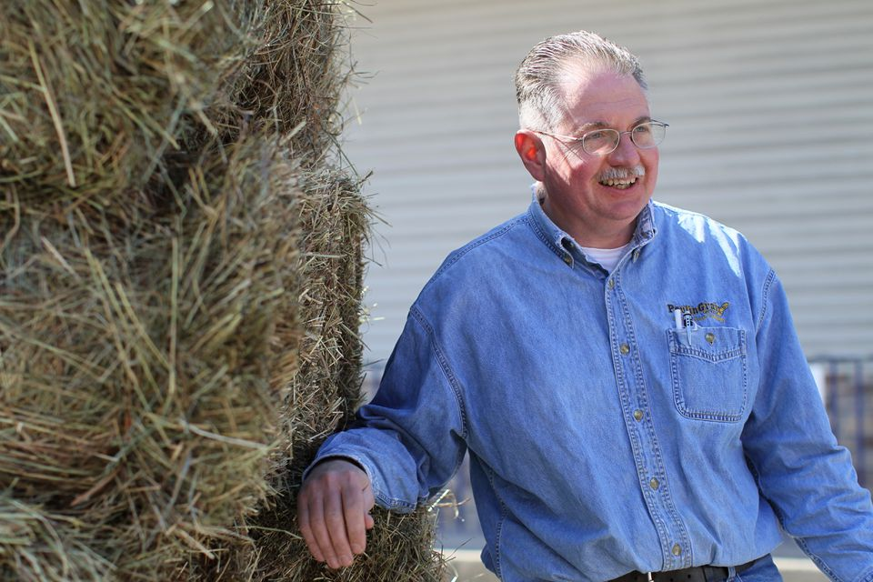 """""""To be honest with you, the area of New Hampshire that we're in is a suburb of Mass.,"""" said Arthur Evans, manager at Derry Feed & Supply Co."""