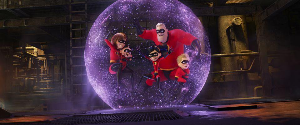 """Pixar's """"Incredibles 2."""""""