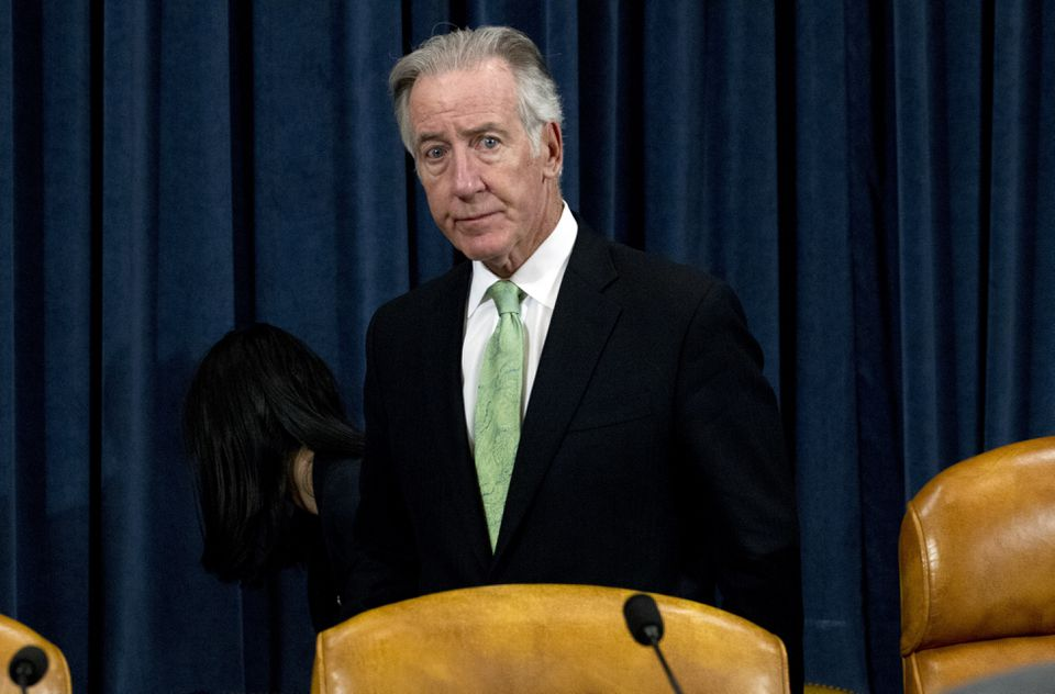 Representative Richard Neal last week during a House Ways and Means Committee on Capitol Hill.