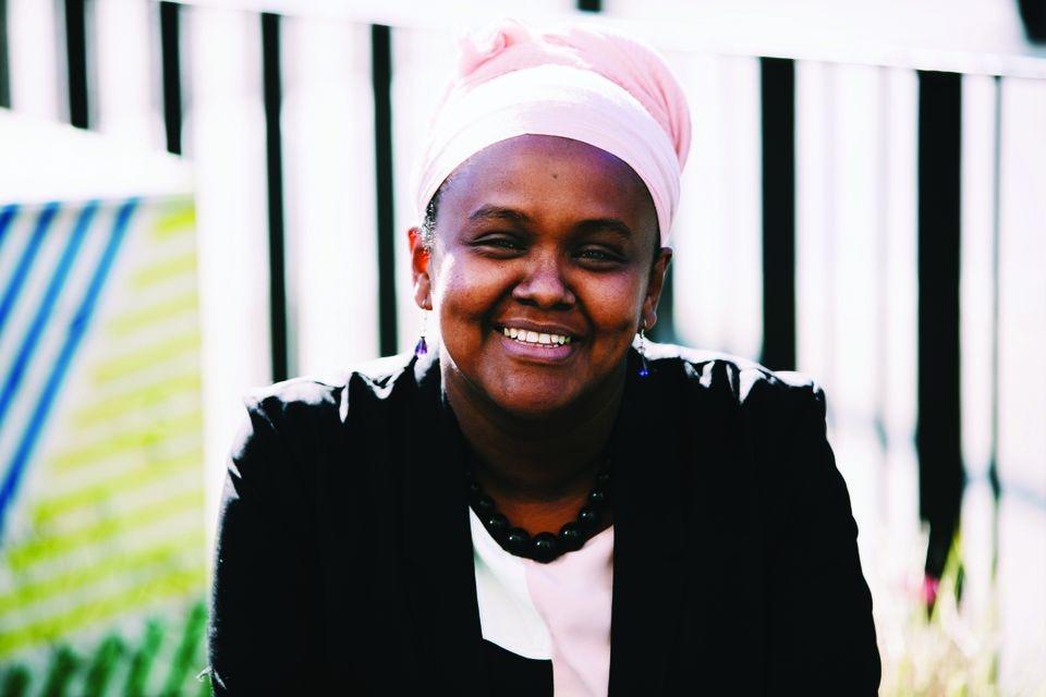Activist Deeqo Jibril took a run at Boston City Council this year.