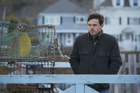 """Casey Affleck in """"Manchester by the Sea."""""""