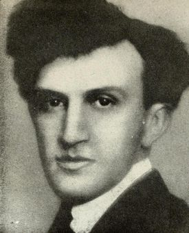 Jean Epstein in 1920.