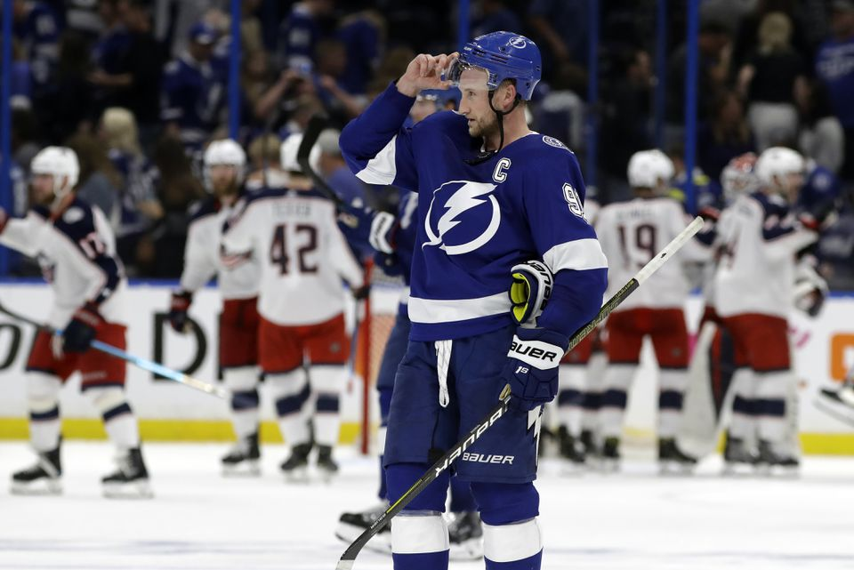 The Tampa Bay Lightning's fate could have been different if their playoff position was determined by a lottery.