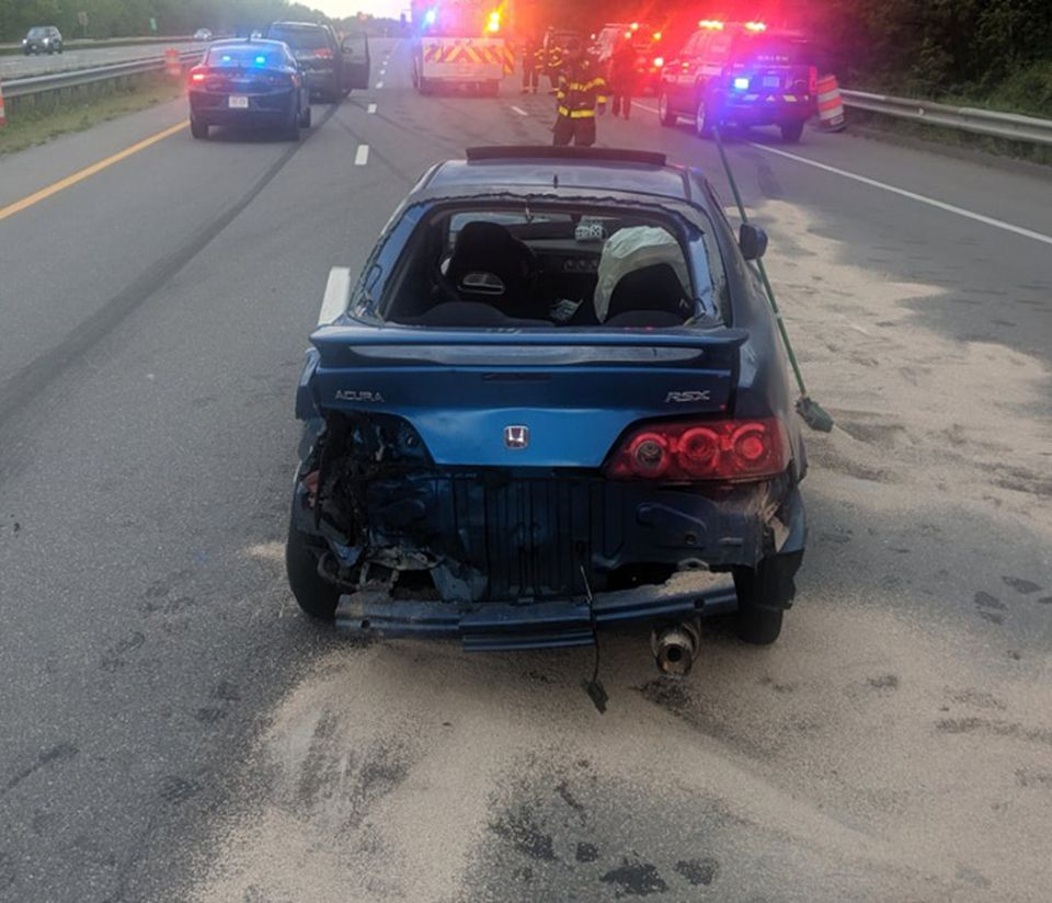 Toyota Salem Nh >> Lawrence man, 21, thrown from vehicle during Salem, N.H