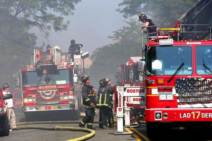 Time's up on Boston firefighters and 'locker room talk' - The Boston