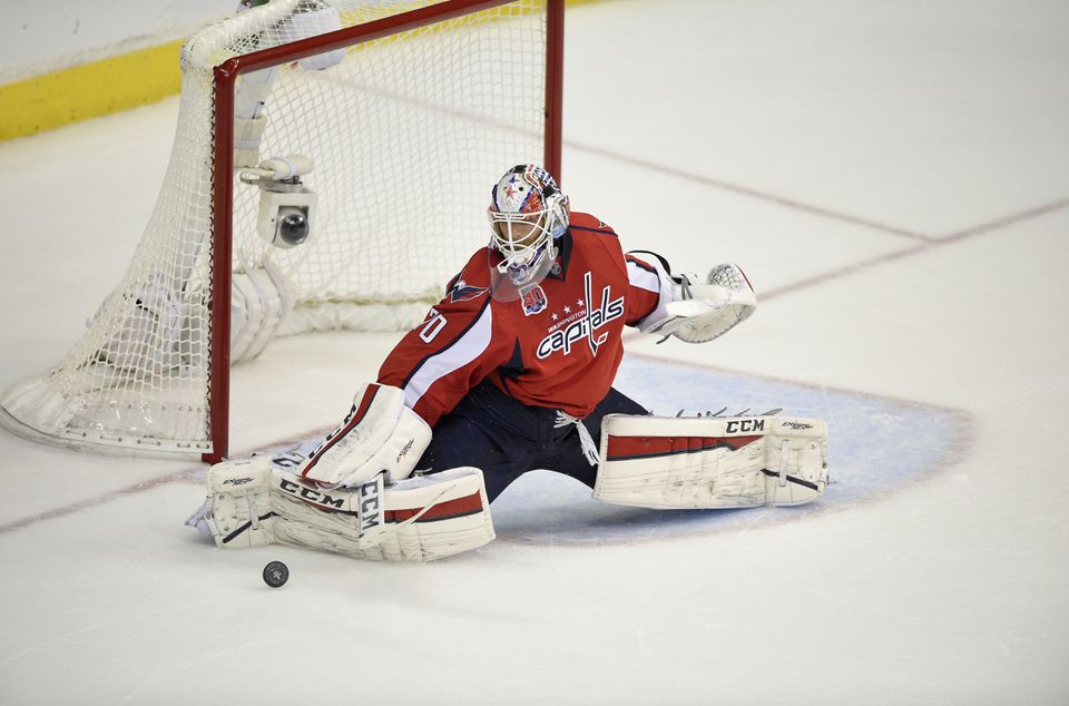 Braden Holtby signed his newest deal with Washington on July 24.