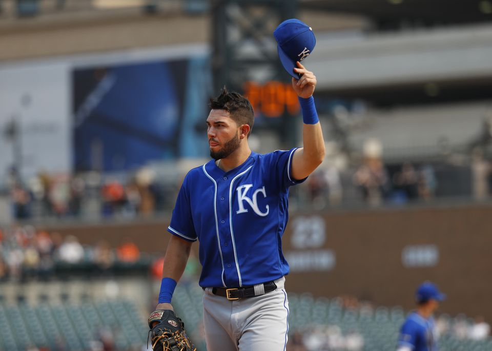 The Red Sox could turn to Eric Hosmer to play first base and provide leadership.
