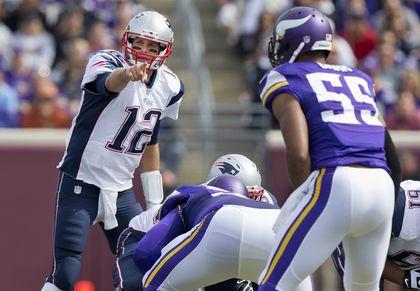 fb7e1d5d3 Patriots' keys to victory over the Vikings - The Boston Globe