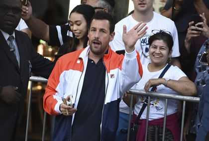Adam Sandler returns to the North Shore to film 'Hubie Halloween