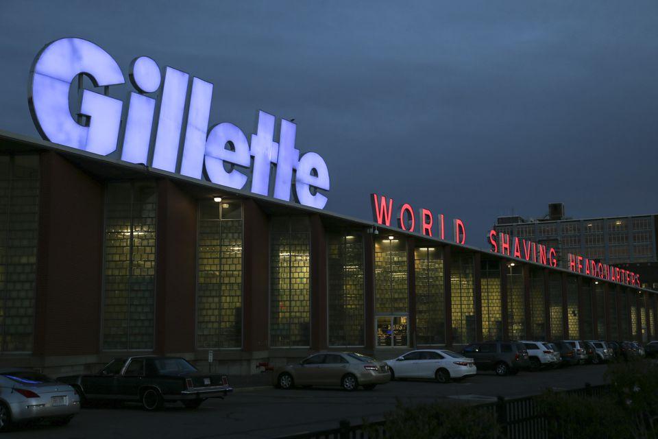 Gillette World Headquarters .