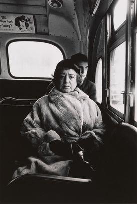 Diane Arbus in the Met Breuer exhibit were taken from 1956-62, prior to her 1965 breakthrough.