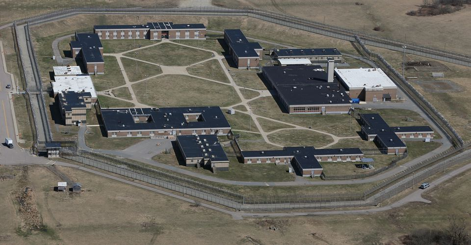 The governor plans to move mentally ill inmates who have been convicted out of the state prison in Bridgewater.