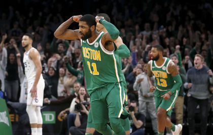 2769294403 Kyrie Irving on his future in Boston: 'I don't owe anybody [expletive]'