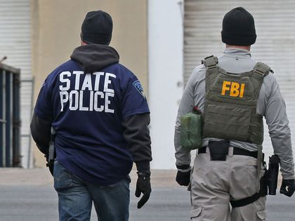 For the Massachusetts State Police and FBI, a reversal of