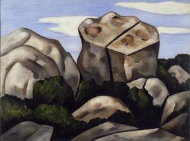 """In the Moraine, Dogtown Common, Cape Ann'' (1931)."