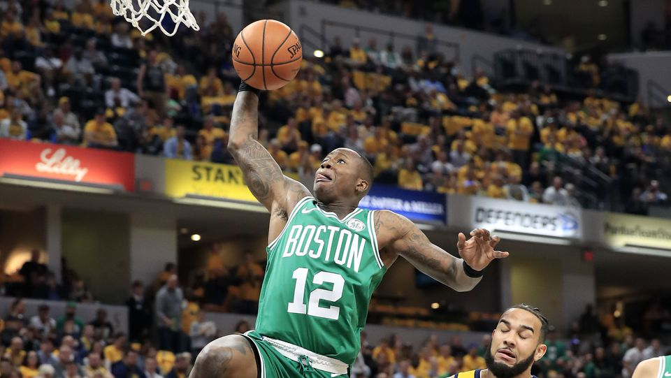 """Terry Rozier unburdened himself on ESPN's """"First Take."""""""