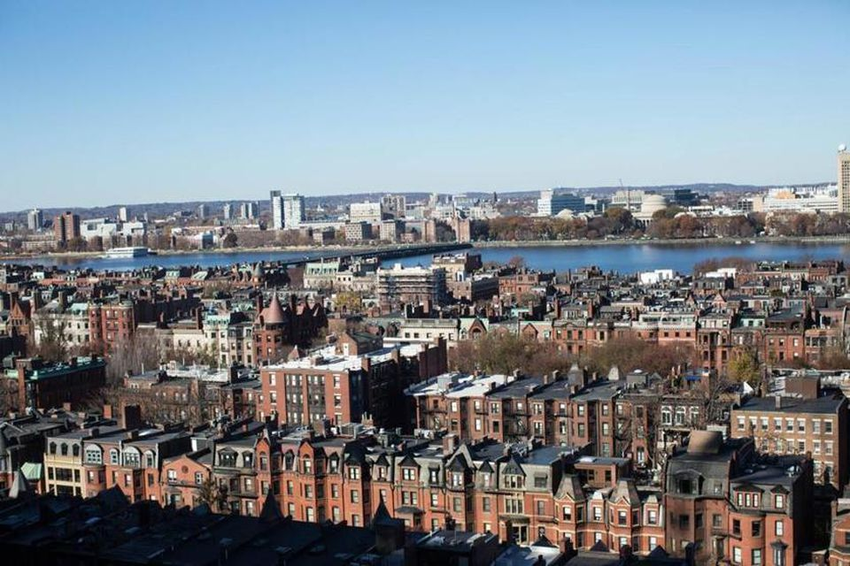 In the first three months of the year, the average rent for an apartment in Greater Boston rose to $2,152, up 4 percent from a year prior.