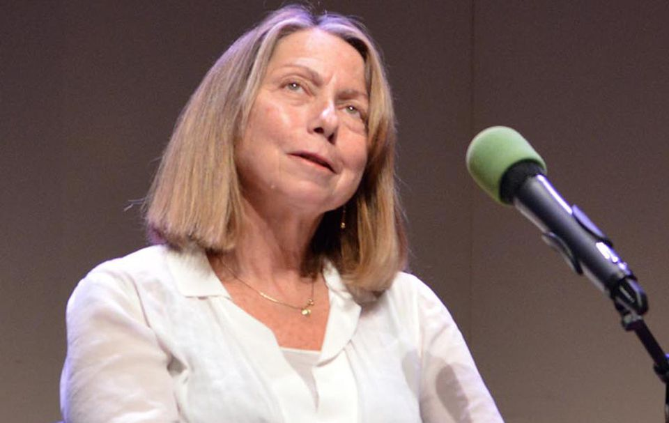 Former New York Times executive editor Jill Abramson.