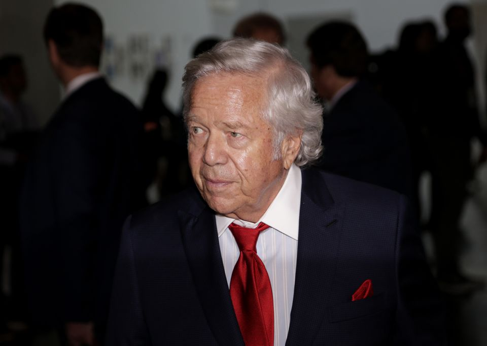 Robert Kraft's legal woes may be a boon to the world of late-night comedy and talk radio, but to those touched by the moral rot of human trafficking, there's nothing amusing about this.