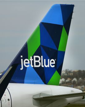 JetBlue Airways plans to offer service from Worcester to JFK Airport in New York City, possibly beginning early next year.