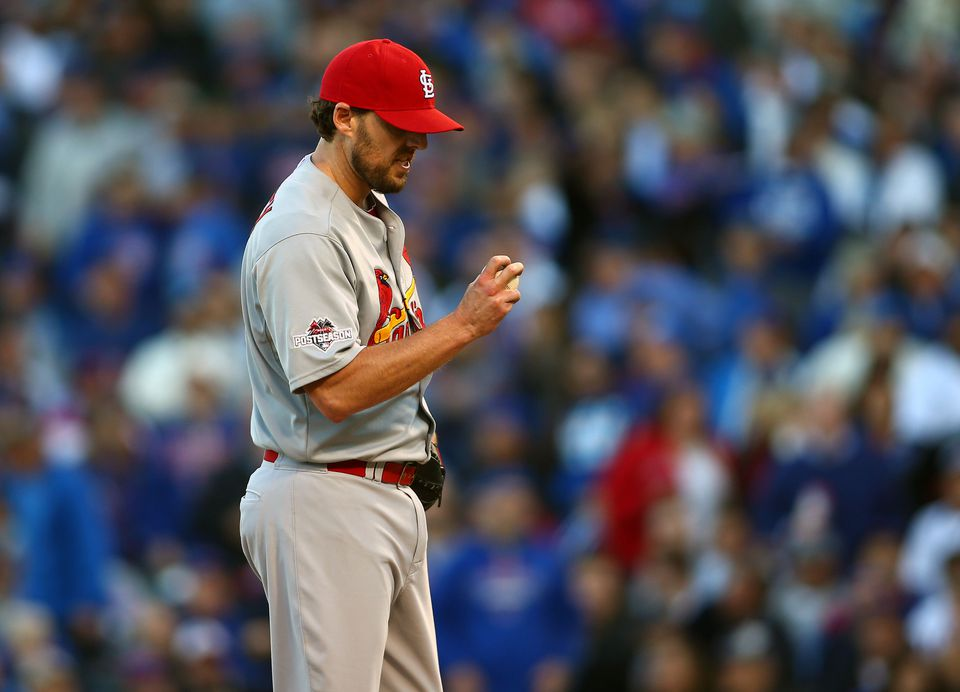 John Lackey started 33 games and went 13-10 last season for the Cardinals.