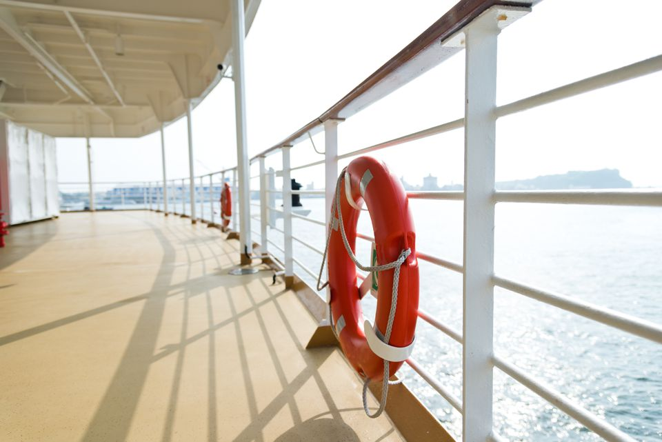 A chance encounter on a cruise ship opened a window into a relationship.