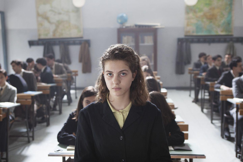 "Margherita Mazzucco in HBO's ""My Brilliant Friend."""