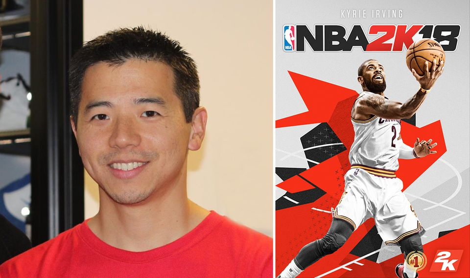 Mike Wang is the gameplay director for the NBA2K video game.