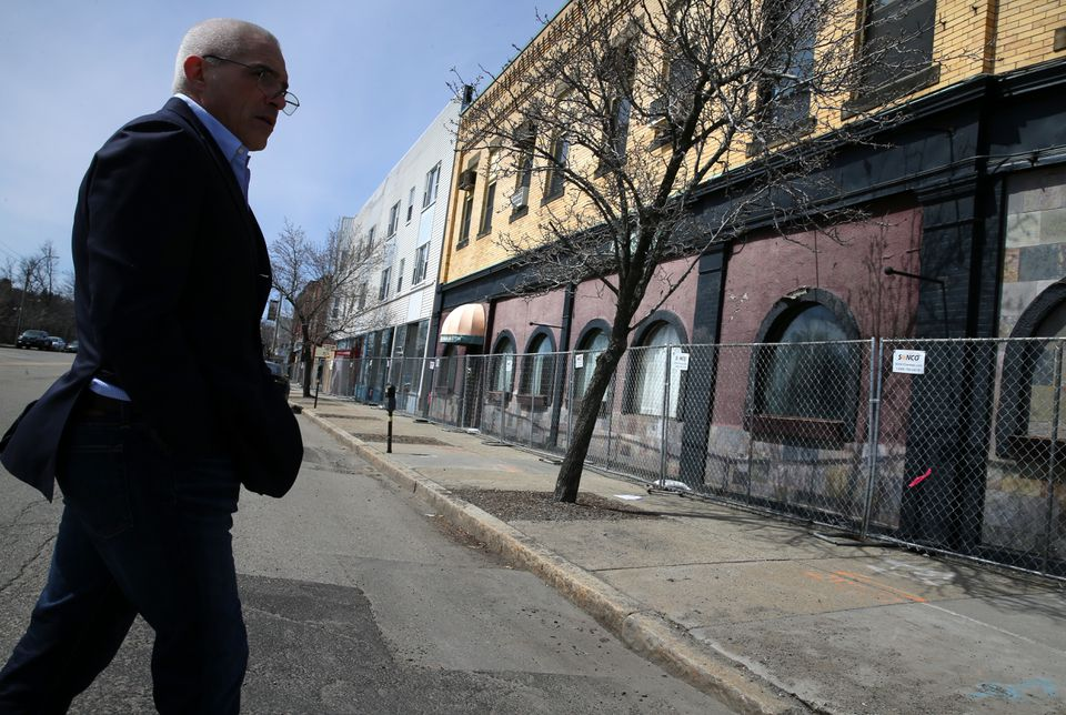 Korff and his Wellesley firm, Mark Development, are trying to create a complex known as Washington Place, one of the most divisive recent developments in a city where even the smallest projects can pit neighbor against neighbor.