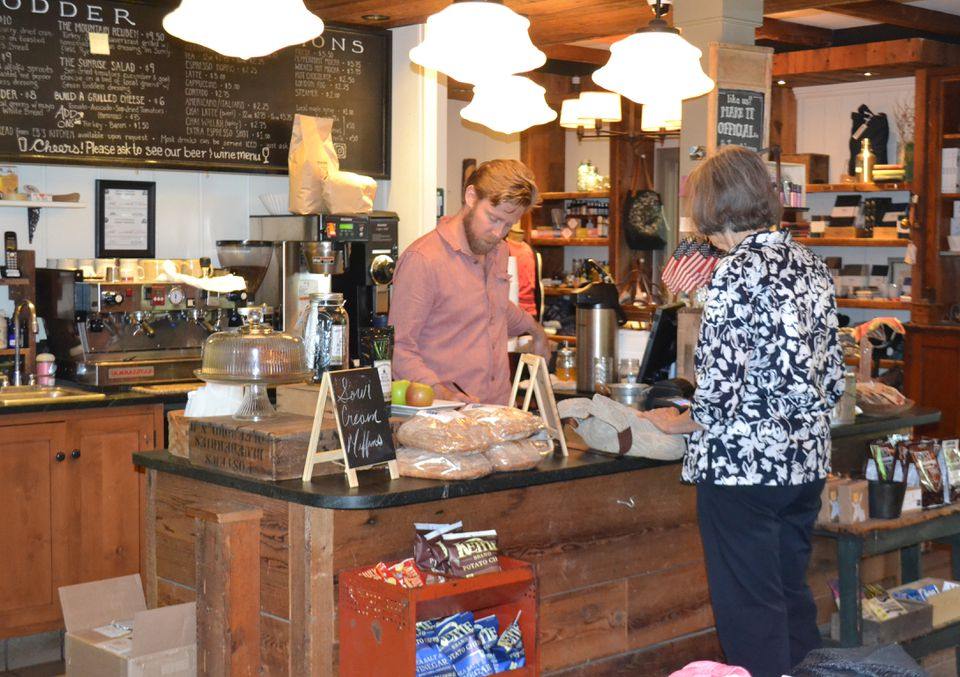 You'll find a laidback community vibe and simple but tasty food at the Tamworth Lyceum.