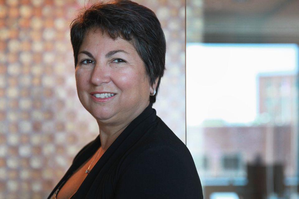 Maria Cirino, founder of Boston-based .406 Ventures.