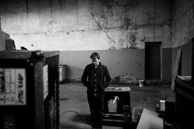David Kennedy, a.k.a. experimental UK dubstep artist Pearson Sound.