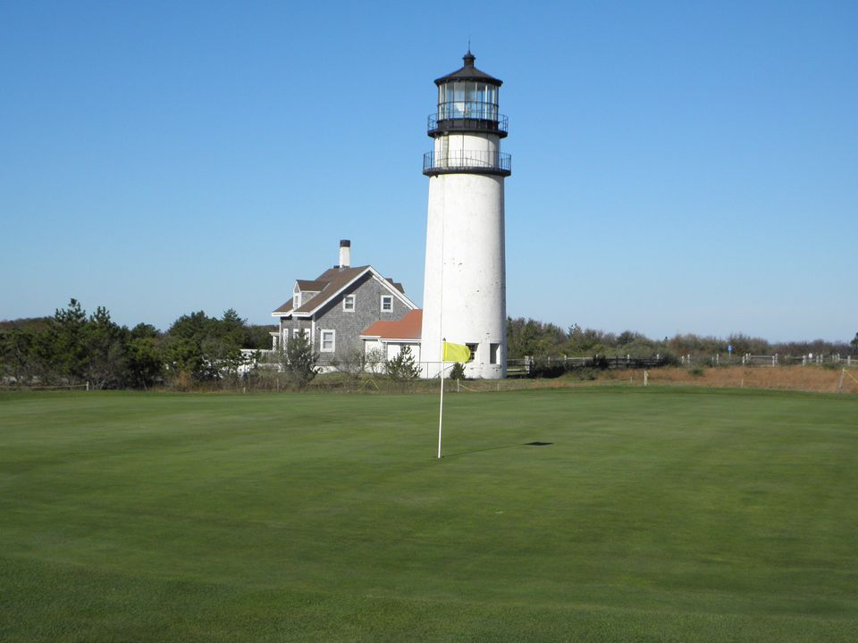 Truro is home to Highland Light at Highland Links Golf Club.