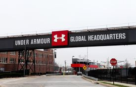 Baltimore gave $660 million in tax breaks for Under Armour's new headquarters campus.