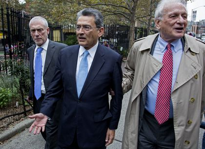 Onetime allies on Wall Street now share prison - The Boston Globe