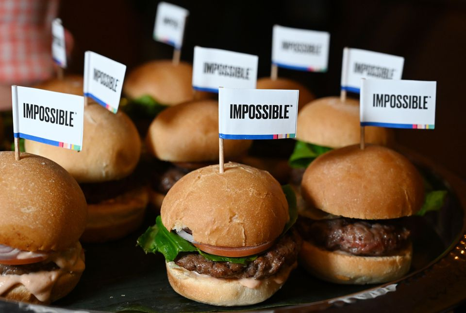 Motif was inspired by the success of the meatless Impossible Burger.
