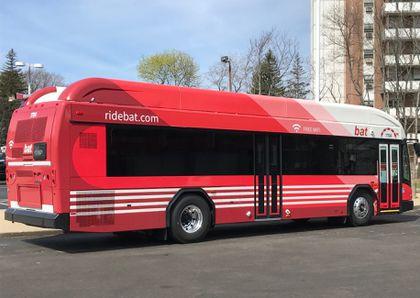 Bat Bus 12 >> New 500 000 Buses Coming To Brockton The Boston Globe