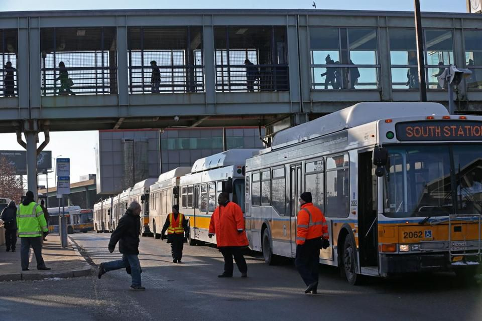 An upgraded JFK/UMass Station in Dorchester is one of many projects on the Olympic to-do list.