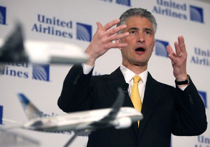 United Airlines' new chief executive faces a list of not-so-small