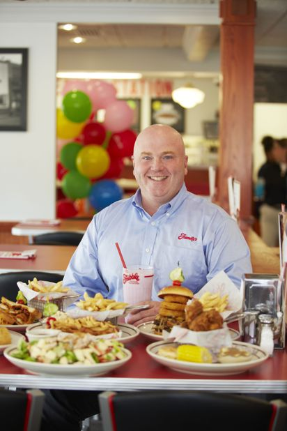 John Maguire has a plan to save Friendly's - The Boston Globe